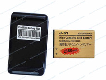 1pcs New JS1 J-S1 Battery+Wall Charger For Blackberry Curve 9210 9220 9230 9310 9320 9720 Phone