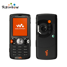 W810 Original Unlocked Sony Ericsson W810 mobile phone W810i phone Wholesale Free shipping Refurbished