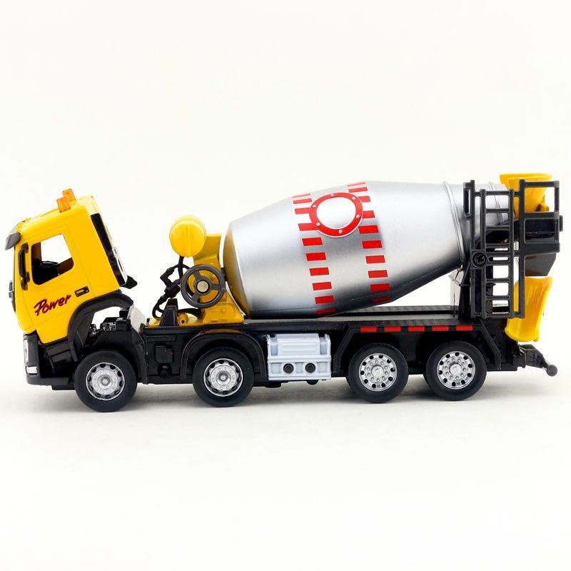 Volvo Cement Mixer Truck (9)