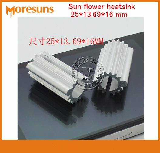 16MM Sun flower heatsink_