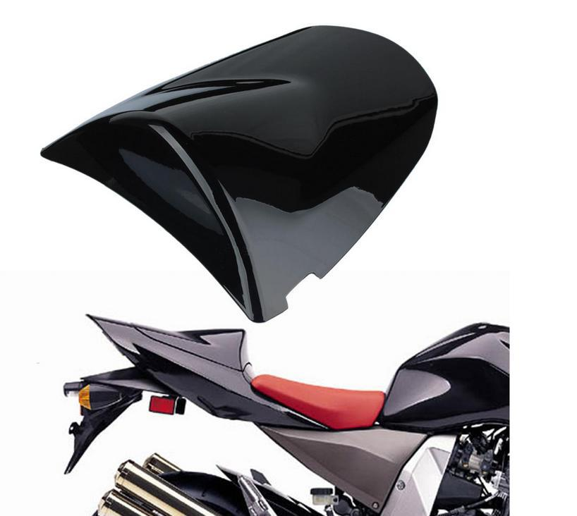 Motorcycle Black Rear Seat Cover For Kawasaki ZX6R 2003 - 2004 03 04 Z750 Z1000 2003 - 2006 2004 2005 Fairing Cowl<br>