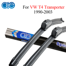 "Oge Wiper Blades For VW T4 Transporter 1990-2003 Pair 21""+21"" Windscreen Natural Rubber Car Accessories(China)"