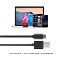 USB 3.1 Type C Cable Data Sync Fast Charger for Google Pixel XL C FOR Sony Xperia L1 XZs XZ Premium XA1 Ultra X Compact XZ