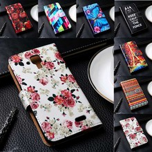 Cell Phone Covers Suitable For Lenovo A308T/A319/A328T/A369/A516/A536/A606/A8/A850 Cases Flip PU Leather Protective Sheath