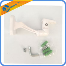 camera bracket New Wall Mount For Security Camera Cctv Bracket Stand Ceiling Wall Mount Stand (Plastic)