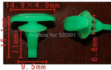 auto clip  fastener  for  Car doors and Windows sealing strip locator