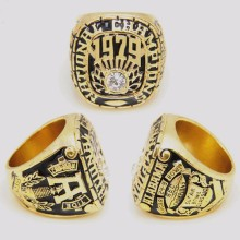 New Sport Ring Alabama Crimson Tide 1978 National Championship Ring Replica Size 11 champions Ring Jewelry