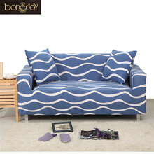 Bonenjoy Flexible Corner Sofa Cover Big Elasticity Couch Cover Single/Double/Three/Four -seat Sofa Cover For Sectional Sofa(China)