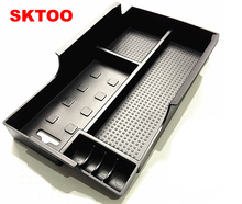 SKTOO Central Storage Pallet Armrest Container Box For Toyota Camry 2012 2013 2014 2015 2016(China)
