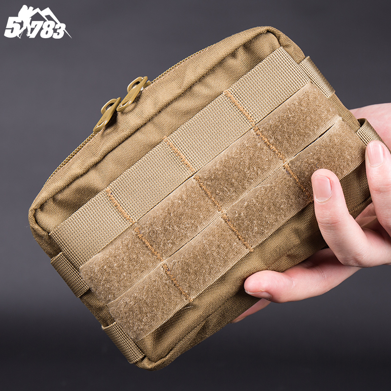 51783 Card & id holders phone cases brand Military Wallet Dupont Teflon fabric YKK Zipper Handybag 2 color Nylon Waterproof(China (Mainland))