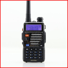 Walkie Talkies Two Way Radios CB Baofeng Uv-5re Plus For Dual Band Vhf Uhf Mobile Radio Communicator Professional Uv 5re Plus 5w