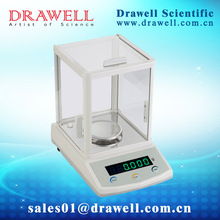 DT-B series Load Cell Analytical Balance( 1mg; External Calibration),3 Keys panel for easy operation(China)