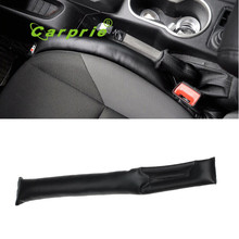 Auto car-styling car styling Faux Leather Car Seat Pad Gap Fillers Holster Spacer Filler Padding feb21