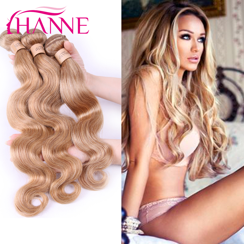 Sexy Formula Honey Blonde Color Malaysian Body Wave 4 Bundles 7A Blonde Malaysian Hair Body Wave Hanne  Ali Queen Hair Products <br><br>Aliexpress