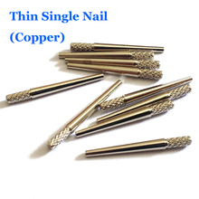 1000 PCS Dental Lab Supplies,Small,Thin Copper Single Nails Pins,3 models(22/20/18mm) can be selected, Good Quality