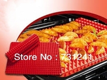New! Multifunctional Pyramid Siliconne oven pad ,Baking Mat,Roasted Duck Pad, Free Shipping