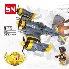 Lepin 22021 572Pcs Technic The Beautiful Science Fiction Fighting Aircraft Building Blocks Set Space Fighter Toys for children