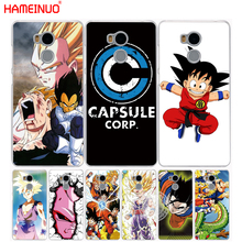 HAMEINUO GOKU Dragon Ball super Cover phone Case for Xiaomi redmi 4 1 1s 2 3 3s pro redmi note 4 4X(China)