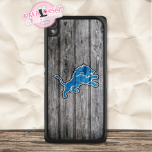 Detroit Lions American Football Sport Case For Sony Xperia Z5 Z4 Z3 compact Z2 Z1 Z E4 T3 T2 SP M4 M2 C3 C(China)