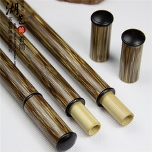 Teachers appliance Mosaic gold silk and ebony long joss stick tube sinking smell incense box   manufacturer wholesale