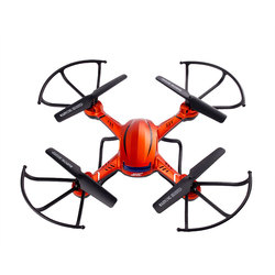 X5C RC Helicopter Drone Remote Control 360-Eversion 2.4G 4 CH 6 Axis Gyro Quadcopter Led Light Flying Plane Toy Without Camera