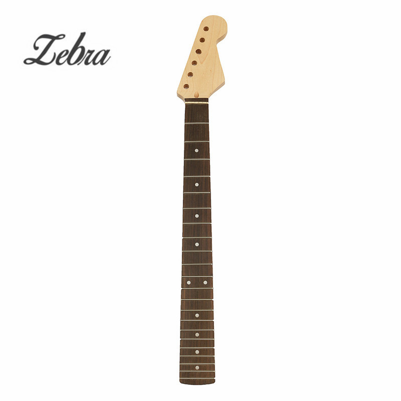 21 Frets Maple Rosewood Replacement Bass Guitar Neck Handle Fingerboard For 6 String Guitar Musical Instrument Parts Accessories<br>
