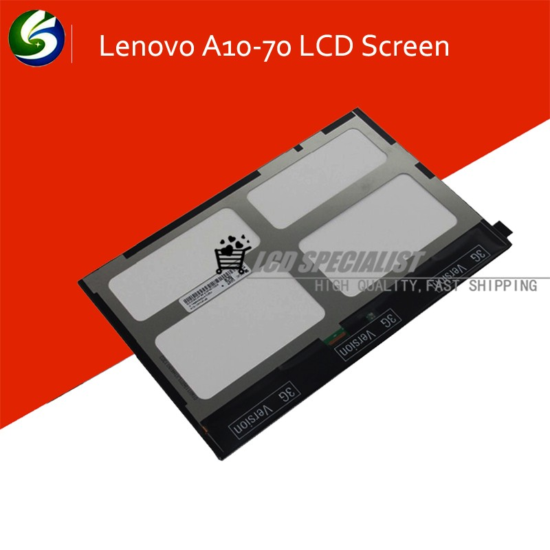New 10.1 Inch for Lenovo A10-70 A7600 LCD Display Repair Parts BP101WX1-210 Repartment<br><br>Aliexpress
