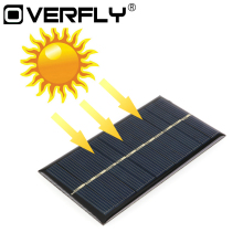 Solar Panel 6V 12V Portable Module DIY Small Solar Panel for Cellular Phone Charger Home Light Toy etc Solar Cell(China)