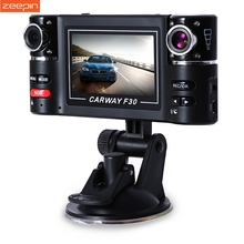 Dual Lens Car DVR Camcorder Camera Video Recorder HD Wide View 120 Driving Model Auto Car Dash Cam Vehicle Driving Recorder
