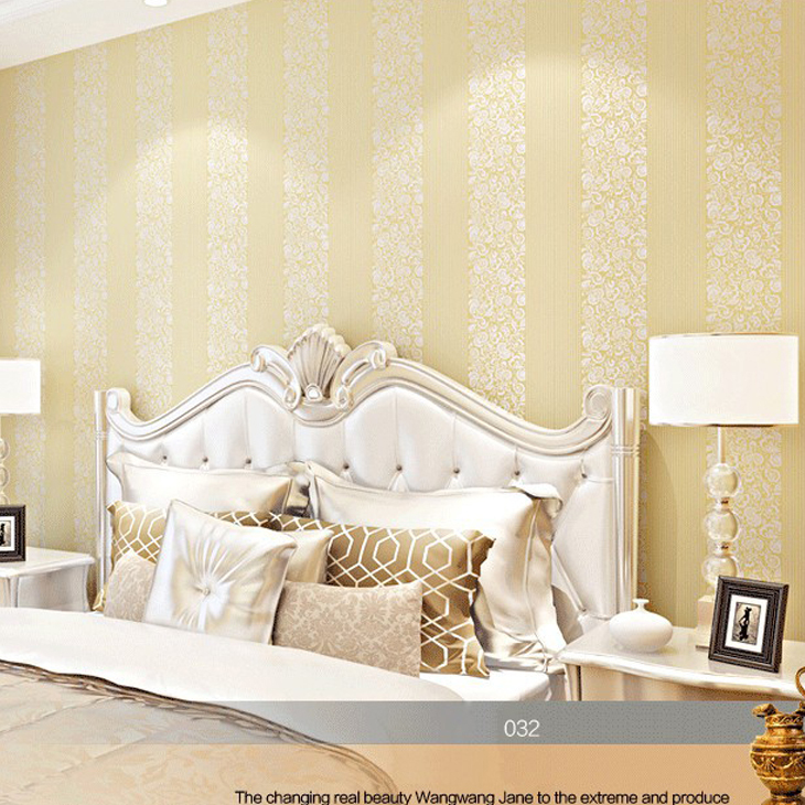 Grey Striped Wallpapers for Living Room Non-woven Wallpaper stripes Wallpapers for bedroom paper wall decor papel de parede<br>