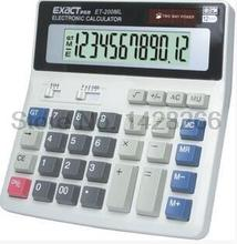 2016 Graphic Calculatrice Financial Calculator Office Business Calculator Computer Keys Solar Two Power Calculadora(China)
