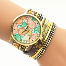 Wholesale Women Brand Luxury Popular Bracelet Wristwatch Women Lady Female Dress Cheap Electronic Quartz Watch 100pcs/lot(China)