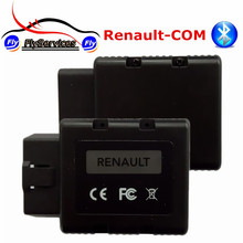 New For Renault-COM Bluetooth Diagnostic and Programming Tool for Renault Replacement of For Renault Can Clip For Renault Com