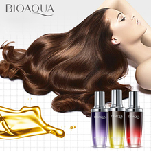 2017 New Brand Soft Sleeping Hair Care Oil High Quality 80ml Moisturizer Charming Perfume Smooth Protect Hair Essential Oil(China)