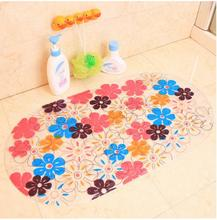 Take a shower bath More large shower room door carpet children cartoon plastic waterproof mat(China)