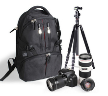 Buy Digital Video Bag SLR Camera Bag Canon 5D2 5D3 60D 1DX 650D nikon D4 D4S D810 D800 D500 D610 D600 D7100 D7200 D5200 D90 for $40.38 in AliExpress store