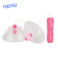 Buy ORISSI 7 Speed Rotationg Nipple Stimulator, Breast Enlargement Massager, Breast Enlarger Pump, Sex Products, Sex Toys Woman