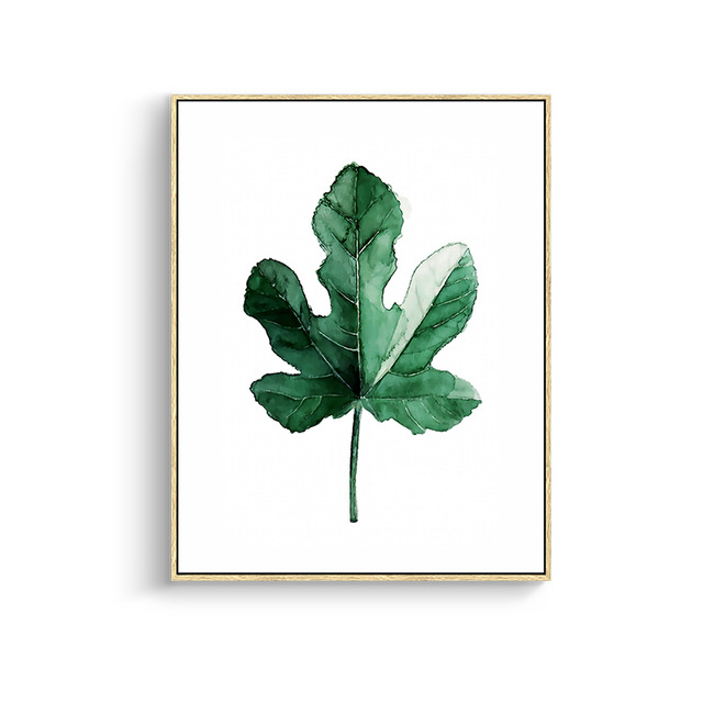 Modern-Green-Tropical-Plant-Leaves-Canvas-Art-Print-Poster-Nordic-Green-Plant-Wall-Pictures-Kids-Room.jpg_640x640 (2)