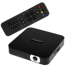 HD Android TV Player Box Full HD 1920*1080p output ARM cortex A9 1.2GHz Easy file sharing within the LAN