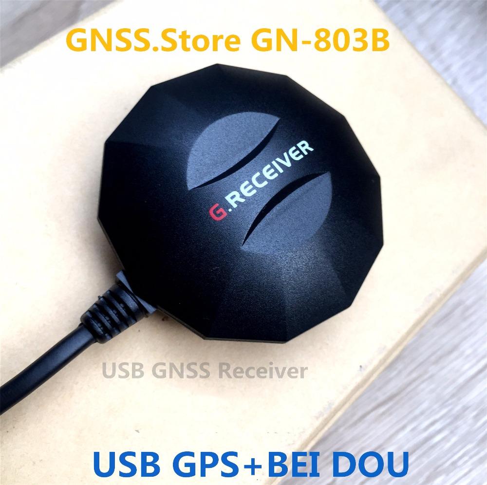 TOPGNSS USB GNSS GPS bds RECEIVER GN-803B