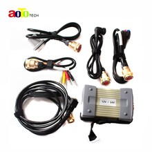 MB Star C3 without HDD with All New Relay and Strong Copper Cable Best Quality MB Star C3 for Cars and Trucks
