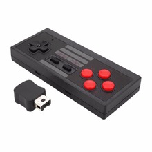 High Quality Wireless Gaming Controller Gamepad For NES Mini Handle Game Console Receiver Dark Grey New Arrival Gamer Gift