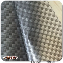 TATQ104 0.5m*10m Popular Carbon Fiber Water Transfer Printing Film Hydrographic Film Liquid Image