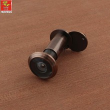 200 Degree door viewer Antique Copper peephole glass digital door peephole
