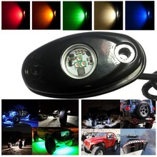 1pc 9W Led car chassis light Wheel brow drl indicator 12v 24v truck Motorcycle 4x4 ATV Offroad driving lamp Rear parking lights