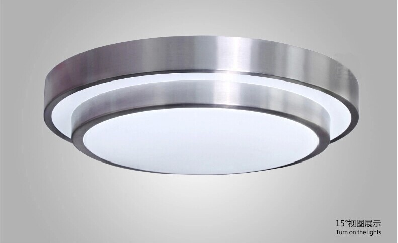 2017 modern led ceiling lamps dia350mm aluminum+acryl high brightness 15w 18w 24w 33w 42w led lightings 5types for your decision<br><br>Aliexpress