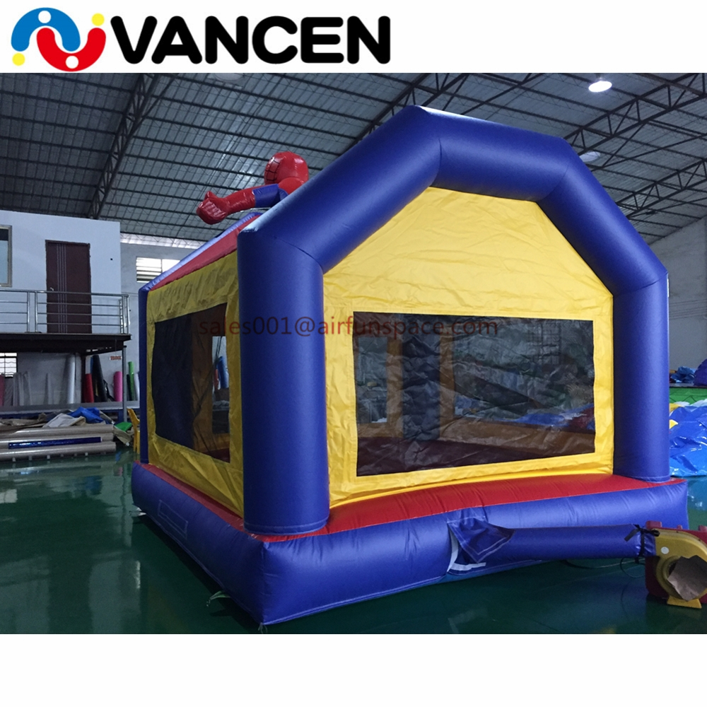 inflatable jumping castle05