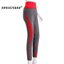Buy CHRLEISURE High Waist Women Leggings Super Elasticity Workout Legins Seamless Pants Quick-drying Fitness Leggings for $7.79 in AliExpress store