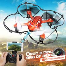 Buy Mini Fpv Quadcopter Camera HD Wifi Real-time Transmission Dron Jjrc H6w Rc Drones Remote Control Toys Flying Rc Helicopter for $45.27 in AliExpress store