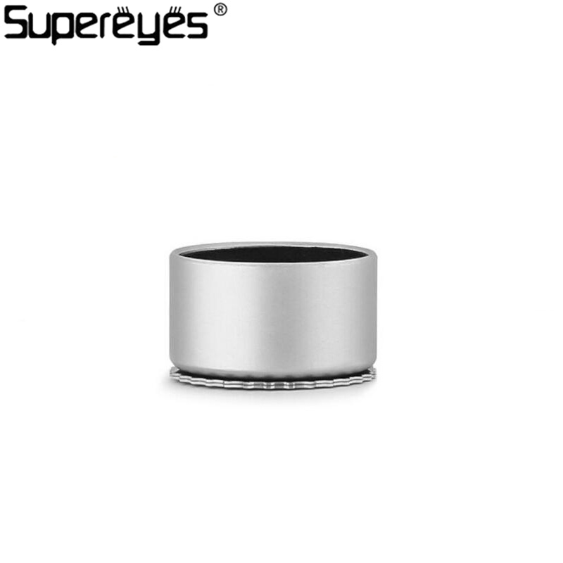 Supereyes Digital Microscope Lens 500X for LED Light Magnificent Microscope Magnifies Micro Lens for B011 Fir for L10 L100 L1000<br>